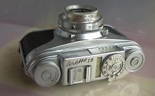 Schönes Sammlerstück: Arette 1 B - bekam 1956 den Design-Preis für diese Kamera