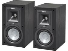 "Klipsch Icon KB-15 5.25"" 2-way Bookshelf Speaker - Black Ash (Pair) ✔NEW✔"