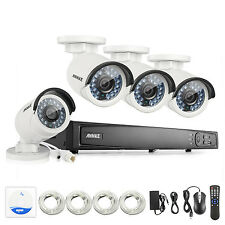 ANNKE 8CH 6MP NVR 1080p IP Network PoE Outdoor Home Video Security Camera System