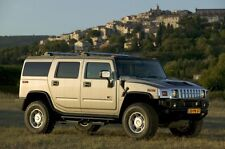 HUMMER H2 V8 2003-2007 FACTORY WORKSHOP SERVICE REPAIR & OWNERS MANUAL
