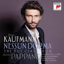 Jonas Kaufmann - Nessun Dorma The Puccini Album  CD  NEU