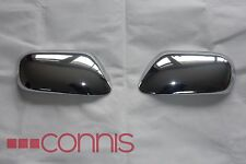 Jaguar XK8 XKR 1996-2006 Chrome Side Door Wing Mirror Covers Brand New