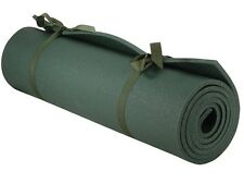 BRITISH ARMY ISSUE ROLL MAT - GRADE 1 USED - SLEEPING MAT - CAMPING MAT - OLIVE