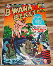 Showcase Presents #67 featuring B'Wana Beast very fine/near mint 9.0