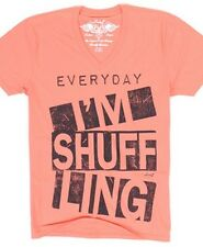 NEW! Every day im suffling LUCKY 7 large T-Shirt