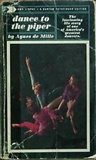 AGNES DEMILLE, 1964 BIOGRAPHY (LIFE STORY OF ONE OF AMERICA'S GREATEST DANCERS