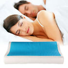 Memory Foam Orthopedic Sleep Cooling Comfort Gel Bed Pillow Neck Healthy Care