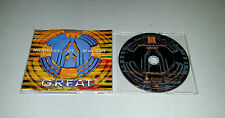 Single CD Members of Mayday - Great  3.Tracks 1995 Westbam MCD M 18