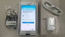 Samsung Galaxy Note 4 SM-N910A - 32GB - Frost White Unlocked At&t Heavy Use