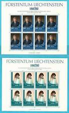 Liechtenstein aus 1982 ** postfrisch MiNr.797-798 Kleinbogen - LIBA ´82!