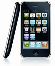 Apple Iphone 3G Unlocked 8GB GSM Any SIM Card Smart Phone Touch Screen