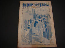 The Ladies Home Journal, July 1899,  Howard Cristy Artwork, Great Ads