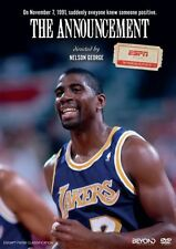 ESPN 30 For 30: The Announcement * NEW DVD *