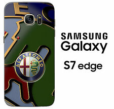 COVER 3D ALFA ROMEO for SAMSUNG GALAXY S7 EDGE CASE 154