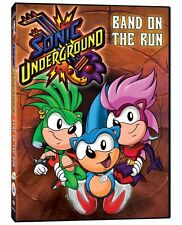 Sonic Underground - Band on the Run. DVD (1998)