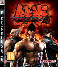Tekken 6 Ps3 (en Perfectas Condiciones)