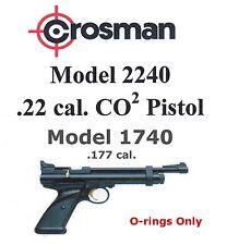 Crosman 2240 1740 CO2 Pistol O-ring Seal Kit