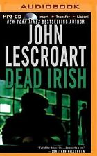 Dead Irish by John Lescroart (2007, 2014, Abridged, MP3-CD)