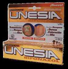 Unesia Nail Fungus Ointment Treatment For HANDS And FEET 20g *FREE SHIPPING