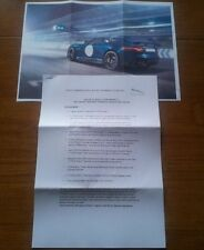 Jaguar F-type PROJECT 7 PRESS RELEASE & PHOTO June 2014 More Info than Brochure