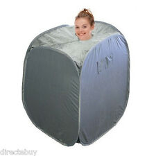 Portable Folding SPA Home Steam Sauna for Detox Therapy Weight Lose Brand New