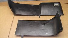 ★★1987-93 MUSTANG OEM REAR HATCH TRIM PANELS BLACK INTERIOR BACK COBRA GT LX★★