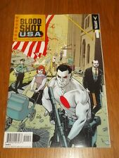 BLOODSHOT USA #1 VALIANT COMICS