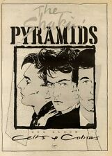 29/5/82PGN14 THE SHAKIN' PYRAMIDS : CETS & COBRAS ALBUM ADVERT 15X11""