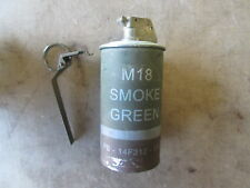 Used Smoke G, Complete, Green M18, Light Scuffs, Spent