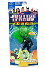 Justice League Unlimited Mission Vision GREEN LANTERN Action Figure DC JLU