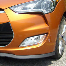 Universal Front Lip Splitter Chin Spoiler Body Valance Wing Air for KIA HYUNDAI