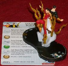 SHAZAM! AND BLACK ADAM 055 #55 Brave and the Bold DC HeroClix Super Rare