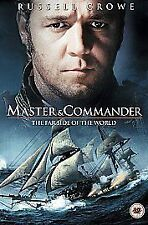 Master And Commander: The Far Side Of The World (VHS, 2004)
