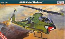 BELL AH 1 G COBRA (U.S. MARINES MARKINGS) 1/72 MASTERCRAFT