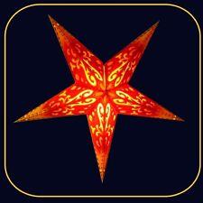 Estrellas de adviento plegable ø 60 cm navidad decoración colores 5zack 100169