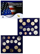 2015 United States US Mint 28 Coin Uncirculated Set (U15) SKU36155