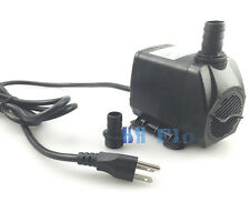 3000LPH 110V Submersible Water Pump For Aquarium Fish Tank Pond Fountain From US