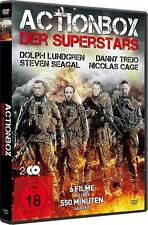 Actionbox der Superstars (2015) [2 DVDs] FSK 18