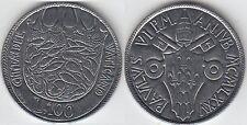 gertbrolen  Italie Città del Vaticano  Paul VI   100 Lire  1975 Année sainte
