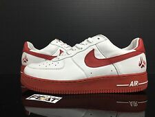 Nike Air Force 1 Low Kobe Bryant PE Sample White Red DS Mens Size 11 Lakers
