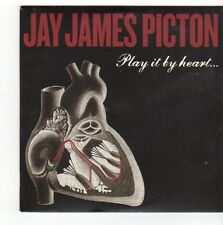 (FA106) Jay James Picton, Play It By Heart - 2012 DJ CD