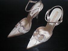 Eleganti tacchi a spillo, nuovi, misura 36,38 o 39,  col. oro