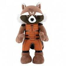 "Guardians Of The Galaxy Bleacher Creatures Rocket Raccoon Plush Marvel 10"" New"