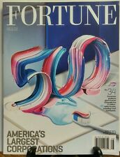 Fortune June 15 2016 America's 500 Largest Companies Money FREE SHIPPING sb