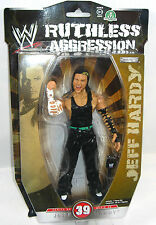 WWE RUTHLESS AGGRESSION Series 39 - Jeff Hardy Actionfigur JAKKS PACIFIC (L)