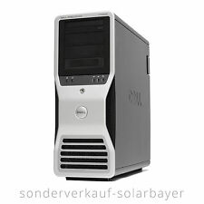 Dell T7500 PC Workstation Xeon W5590 + SSD 128GB + Ram 24GB + Quadro 2000