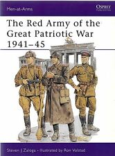 Osprey The Red Army of the Great Patriotic War 1941-45, MEN 216 Softcover REF ST
