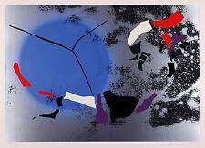 Edmondo BACCI - Avvenimento CB - Serigrafia originale firmata - 1970