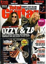 TOTAL GUITAR magazine#163Jun2007 Ozzy Osbourne/Nirvana/The Fratellis/David Bowie