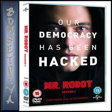 MR ROBOT - COMPLETE SEASON 1  **BRAND NEW DVD***